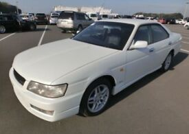 NISSAN Laurel RB25DET