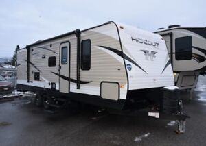 2018 Hideout TT - Travel Trailers 26LHSWE