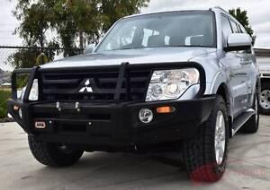 2014 Mitsubishi Pajero Wagon Wodonga Wodonga Area Preview