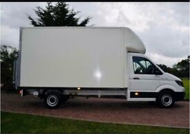man with a van house removal office commerical moving sofa furniture moving reliable service