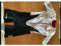 Huub long trisuit