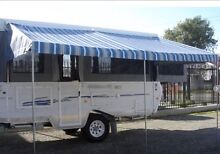 4M Austral canvas Bagged Awning Whyalla Whyalla Area Preview