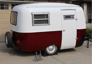 looking to buy a small travel trailer - Boler type