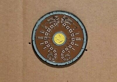 Zelda Breath of the Wild Collector Pin - Travelers Shield - Switch Wii 3DS Snes