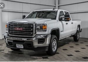 2017 GMC 2500 HD part out