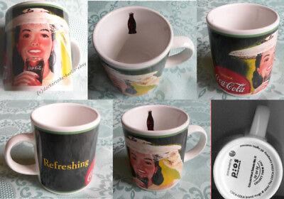 Coca Cola mini mug Tasse / Becher neu und unbenutzt