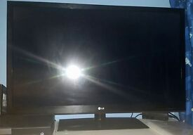 47 inch LG hd LED tv perfect working order