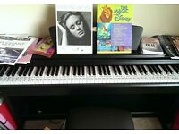 Piano lessons in Swindon , SN5