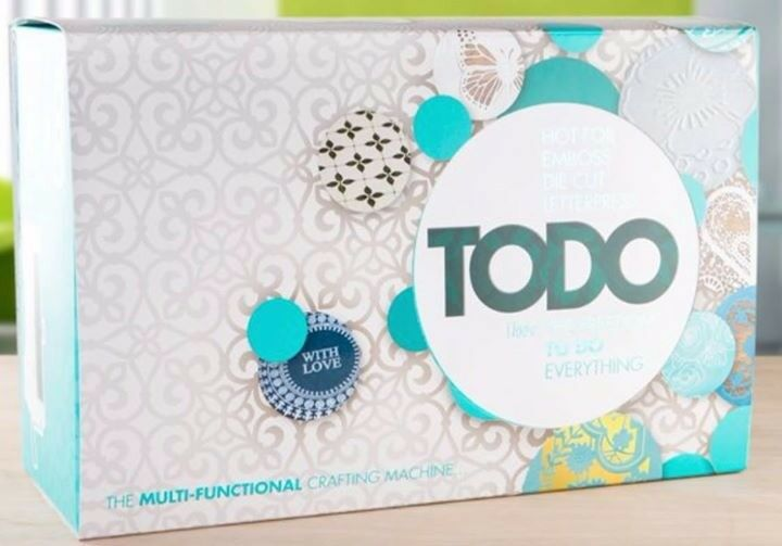 TODO BRAND NEW Multi-function crafting machine - Perfect Christmas gift