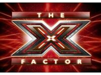 *SEEKING SINGER/GUITARIST FOR X FACTOR AUDITIONS*