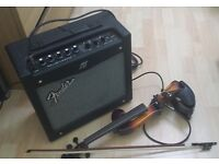 Straus ELECTRIC VIOLIN and AMP