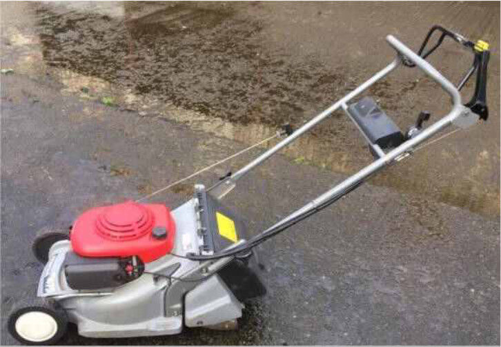 Honda HRB 475 Petrol Lawnmower Good Runner