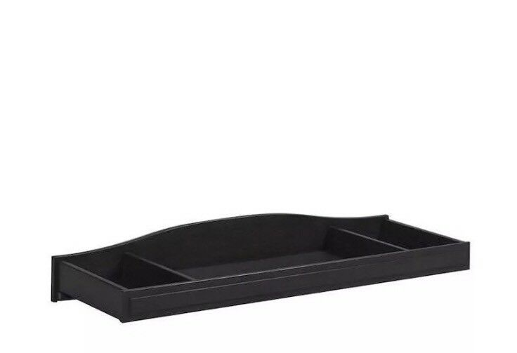 *NEW* Oxford Baby DallasChanging Table Topper - Slate