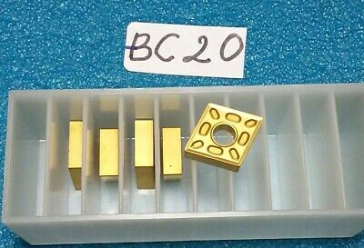 Interstate  Icp-70010-d  Cnmg-431b Icp-55  Inserts  5 Pcs