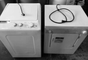 Apartment size whirlpool 110V Washer & Dryer COMBO