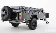 2016 ALPHA CAMPER TRAILERS incl: Independent Suspension & 12V Revesby Bankstown Area Preview