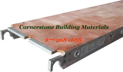 CBM Aluminum Plywood Deck Platform 10