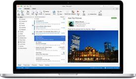 MICROSOFT OFFICE 2016 for MAC.OSX
