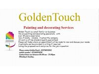 Golden Touch Painting & Decorating Services
