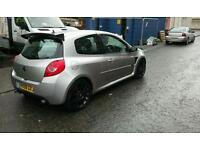 Clio sport 197 £2999 0r swap ktm 450 2014