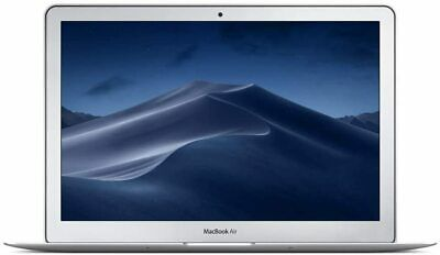 Apple MacBook Air 2017 - 13 inch 128GB SSD - i5 1.8GHz - MQD32LLA - Silver