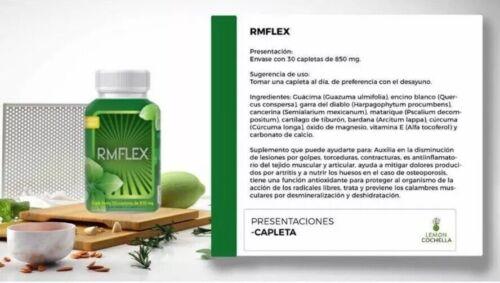 Original RMFLEX Joint Pain ARTRITIS Turmeric Cartílago Tiburón Same Day Shipping