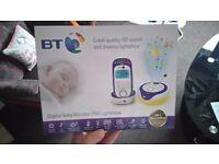 Digital baby monitor 350 lightshow