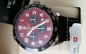 Victorinox AirBoss Mach 6 ETA 7753 Chrono Swiss Automatic Watch