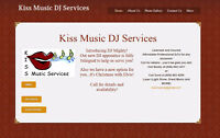 KISS Music DJ Services, for the Personal Touch!