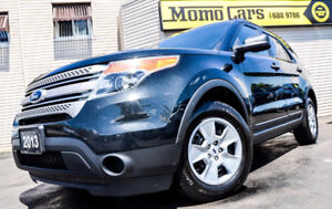 2013 Ford Explorer EcoBoost! EXT WARRANTY INCL! ONLY $145/bi