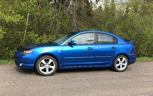 2006 Mazda3 GT