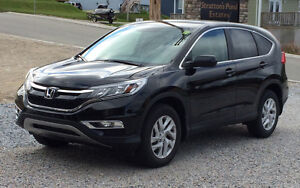 Lease Assumption - 2015 Honda CR-V SUV, Crossover