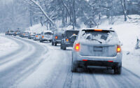 GET READY FOR WINTER DRIVING!