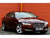 2017 Jaguar XF 2.0d Portfolio Auto (s/s) 4dr Saloon Diesel Automatic