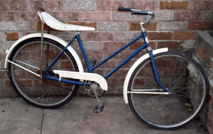 SCP Special Cycle Products 1960's Cruiser Chopper Bike