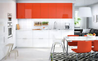 IKEA Kitchen, PAX All Kind of Furniture Assembly - Mississauga