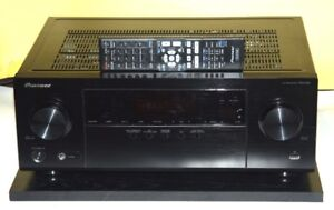Pioneer Home Theatre Receiver Model VSX-324 With Speakers. Mint.