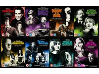Wanted Hammer Horror Blu rays Bluray Also Any Other Horror Films Movies