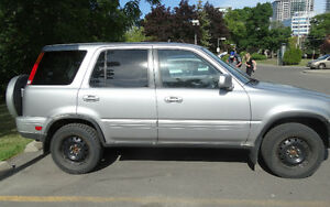 2001 Honda CR-V SUV, Crossover Kitchener / Waterloo Kitchener Area image 2