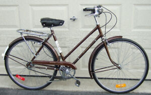 Raleigh Sports 3-Speed Cruiser Classic