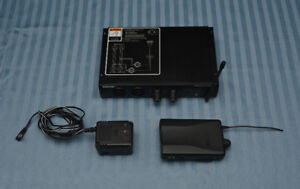 Shure PSM200 Wireless In-Ear Monitor: H2 -Transmitter & Receiver