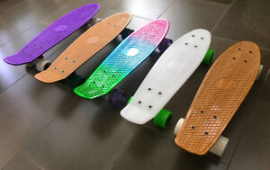 Paradise Penny Plastic Longboard Cruiser BRAND NEW