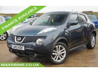 NISSAN JUKE 1.6 PETROL TEKNA 5D 120BHP AUTOMATIC FULL HISTORY + JUST SERVICED