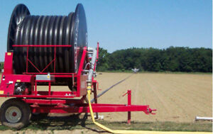 Irrigation System / Reel (250' - 2250' options)