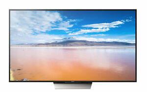 """Brand New Sony 65"""" XBR65X850D - 4K, Wide Color, HDR"""