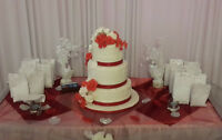 wedding cakes/Gâteaux pour mariages(affordable price)