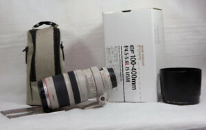 Canon L Series 100-400mm  4.5-5.6 IS