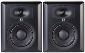 2 JBL LSR6328P Studio Monitors + 1 Tanoy TS12 Sub - top monitors
