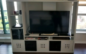 Ikea TV storage - LAPPLAND