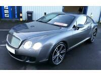 Beautiful 2009 Bentley Continental GT 6.0 W12 2dr Auto - Mulliner Spec